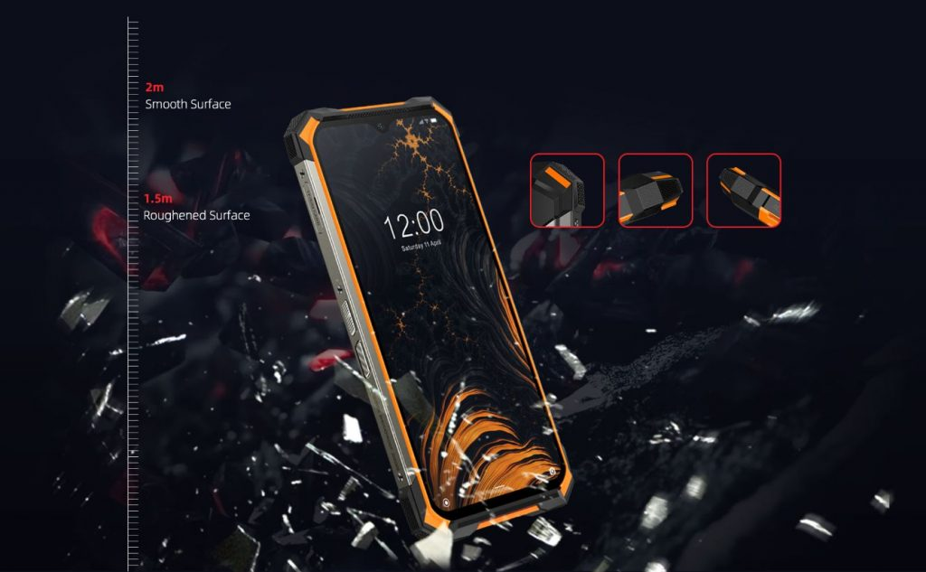 This Iron Man-inspired Indestructible Smartphone With 10000mAh Battery Is What You Call The Beast