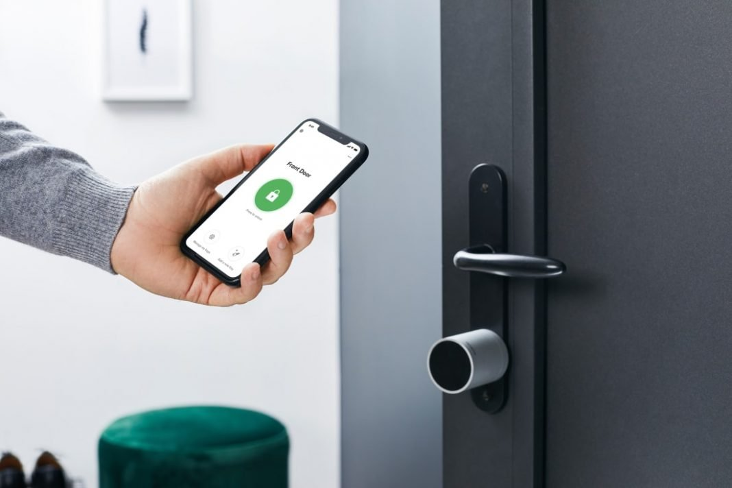 This Smart Lock-Keys Has A Guest Mode, Is Impossible To Duplicate, And Offers You Unrivaled Security And Freedom Through Your Smartphone.