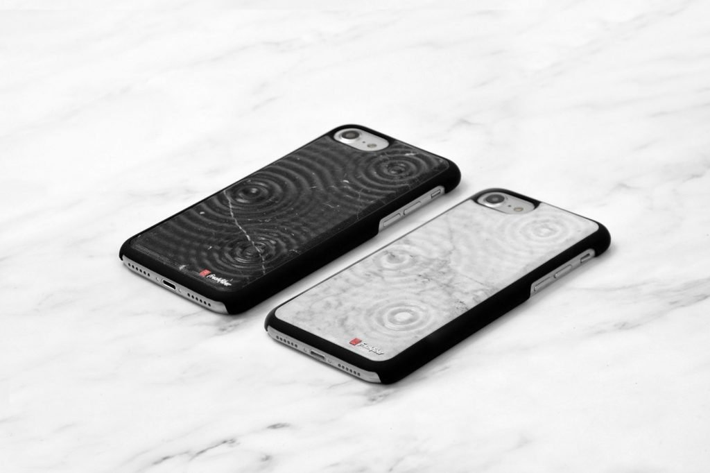 3d Printed iPhone X Cases Which Make You Feel Like Sculpture In Your Hand