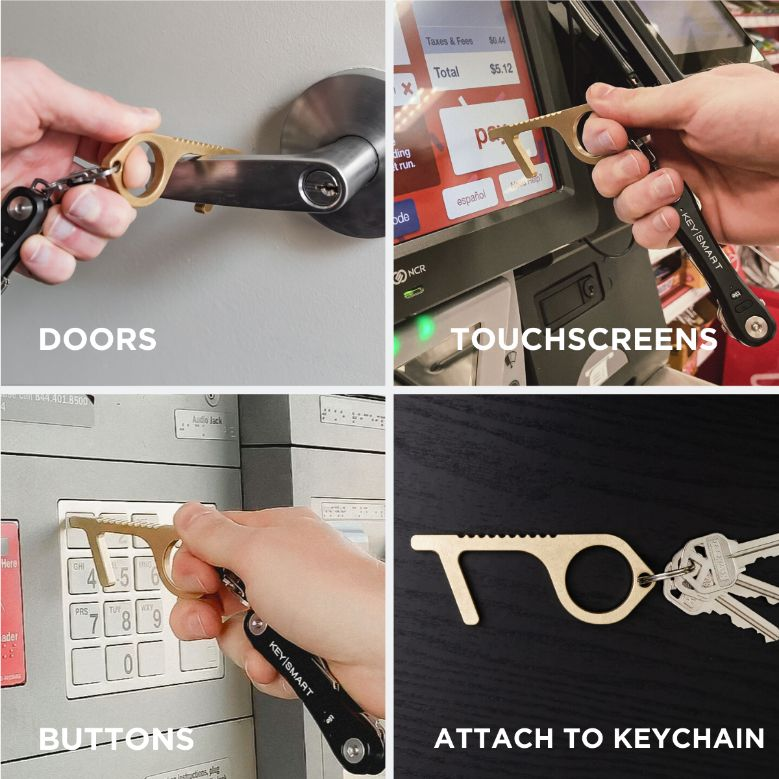 The Cleankey Can Saves You From Touching DoorsAtm Touch Screens In This pandemic