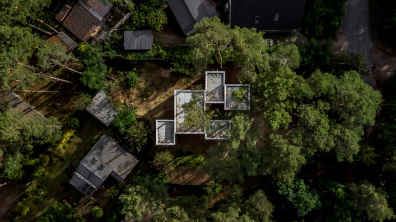This Forest House Will Completely Change Your Thinking Of Living In The ForestThis Forest House Will Completely Change Your Thinking Of Living In The Forest